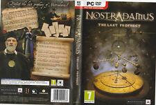Nostradamus la última profecía: juego de PC en DVD ROM con poste libre