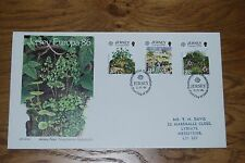 Jersey First Day Cover; April 1986; Jersey Europa