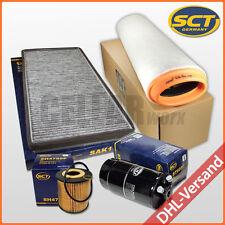 Inspektionspaket / Filtersatz (4-tlg.) BMW X5 E53 3.0d 184 PS   SCT Germany