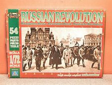 1/72 ITALERI RUSSIAN REVOLUTION MODEL KIT #ATL 009-1