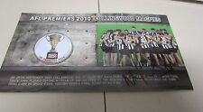 Nick Maxwell (Collingwood FC) signed Limited Edition 2010 Premiership Medal set
