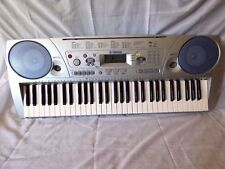 Yamaha Electronic 61-Touch Keyboard PSR-275 - W/ Sheet Music Stand & AC Adapter