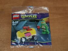 Lego, Nº 30271, Teenage Mutant Ninja Turtles Avec Figurine MICHELANGELO, neuf.