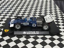 Vanquish LOTUS 72 # 9 GP3 Graham Hill slot 1:32 bnib