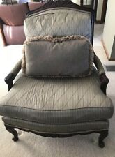 Traditional Lounge Armchair