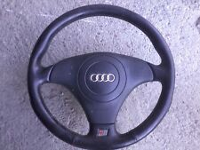OEM Audi S4 A4 B6 Nappa Volant en cuir # 8E0419091AT73G 2001 /> 2005