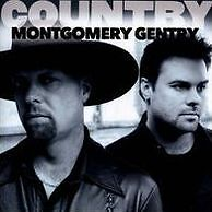 MONTGOMERY GENTRY : COUNTRY: MONTGOMERY GENTRY (CD) sealed