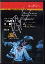 DVD Roberto ALAGNA Signiert GOUNOD Romeo et Juliette VADUVA MACKERRAS Panzarella