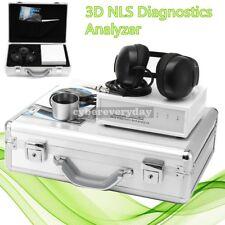 Latest 3D NLS Diagnostics and Sub Health Analyzer Quantum Bioresonance Analyzer
