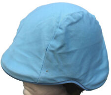 FRENCH  / NATO ARMED FORCES UNITED NATIONS SPECTRA HELMET COVER in SKY BLUE