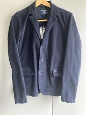Woolrich. Women's navy corduroy blazer. Size 14. BNWT.
