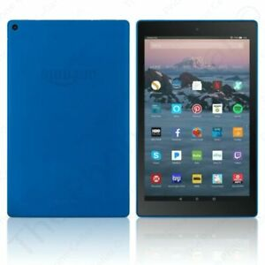 """Amazon Fire HD 10"""" 7th Generation (SL056ZE) 32GB,back/blue, Wi-Fi Android Tablet"""