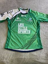Connacht Rugby Union Players Jersey. Size Medium