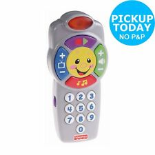 Fisher-Price Laugh & Learn Puppy's Remote Songs,Tunes,Phrases 6+ Months