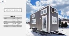 "Tiny House Catalog L19'.6"" X W7'2"" or L26' X W7'.2"" Professionally built"
