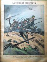 La Tribuna Illustrata 23 Giugno 1940 WW2 Italia in Guerra Duce Tunisia Francia