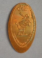 St Louis Cardinals elongated penny Mo Usa cent Fredbird Mascot souvenir coin Mlb