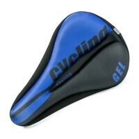 US Giant-Wide Bicycle Shockproof Seat Cover Gel Cushion for Mountain Bike