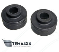 Rear coil spacers 30mm for Volkswagen GOLF 5,6,7, EOS JETTA PASSAT TIGUAN TOURAN
