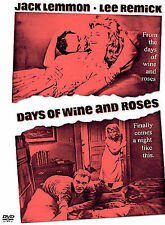 Days of Wine and Roses by Jack Lemmon, Lee Remick RARE DVD! NEW & SEALED!