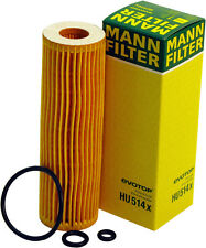 Mann-Filter HU514X Engine Oil Filter fits Mercedes C230 2003-2005
