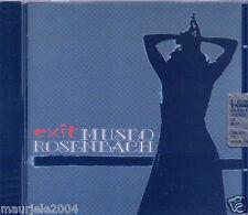 Museo Rosenbach. Exit (2000) CD NUOVO SIGILLATO Rock Progressive. Tuareg. Love