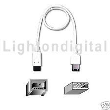 CAVO FIREWIRE 800 400 9-6 pin iMac Macbook Pro IEEE-1394b 1 metro