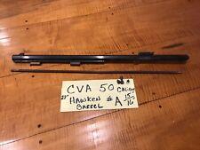 Cva Hawken 50 Caliber 15/16'' Muzzleloader Barrel Octagon sights Ramrod & Jag #A