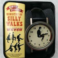 Ministry of Silly Walks Watch Monty Python Unemployed Philosophers Guild NIB