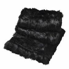 Logan and Mason BARKLEY BLACK Throw Rug ULTIMA COLLECTION 130 X 180cm Brand New