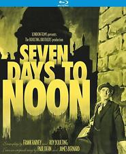 SEVEN DAYS TO NOON BLU-RAY   BARRY JONES   OLIVE SLOAN   THRILLER