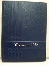The  Memento,  1964   New Oxford  High School Year Book, New Oxford, Pa.