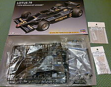 Hasegawa Lotus 79 1978 German Grand Prix winner + photoetches