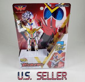 Bandai Kikai Sentai Zenkaiger Change Heroes Figure Zenkaiser Super Ranger Japan