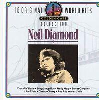 Neil Diamond 16 original world hits-Golden gate collection [CD]