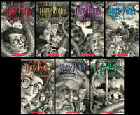 NIB NEW Harry Potter Completed Series Books #1-7 Box Set by J. K. Rowling $100