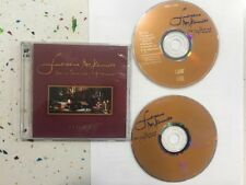 LOREENA MCKENNITT LIVE IN PARIS AND TORONTO 2 x CD SET 1992 CANADA