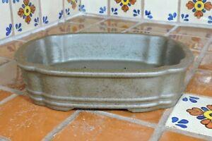 "High Quality 10"" Yixing Unglazed Hi Temp Bonsai Pot Pots"