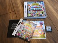 Nintendo DS Game. Moshi Monsters Moshlings Theme Park
