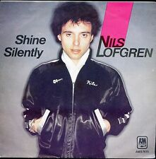 7inch NILS LOFGREN shine silently DUTCH 1979 EX+  +PS