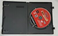 Disney Pixar Cars Mater National PlayStation 2 PS2 Disc 2006