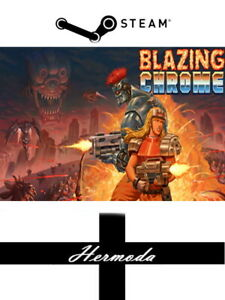 Blazing Chrome Steam Key - for PC Windows (Same Day Dispatch)