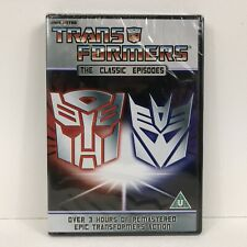 Transformers - The Classic Episodes (DVD, 2007)
