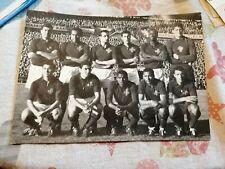 PORTUGAL FOOTBALL TEAM, 1959, ORIGINAL PHOTO