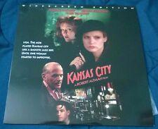 KANSAS CITY Widescreen Laserdisc R Altman Jennifer Jason Leigh Harry Belafonte