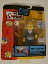 Playmates The Simpsons Interactive Figure - Mr. Largo (199440)