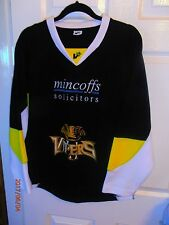 Newcastle Vipers Ice Hockey Home Jersey/Shirt - Size S
