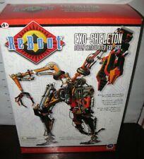 😍New! Vintage 2001 ReBoot Exo-Skeleton Exclusive Andraia Action Figure 4+ RARE!