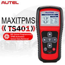 Autel MaxiTPMS TS401 TPMS diagnostic & service tool FREE software updates US