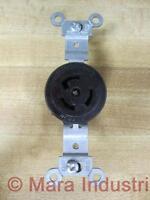 Leviton 4710 Locking Receptacle 515R